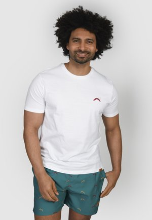 BOOMERANG - Basic T-shirt - white