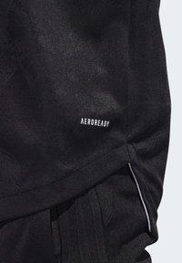 adidas Performance - CONDIVO 20 JERSEY - Print T-shirt - black - 10