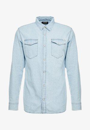 JJESHERIDAN  - Košile - light blue denim