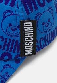MOSCHINO - HAT UNISEX - Cap - blue - 3