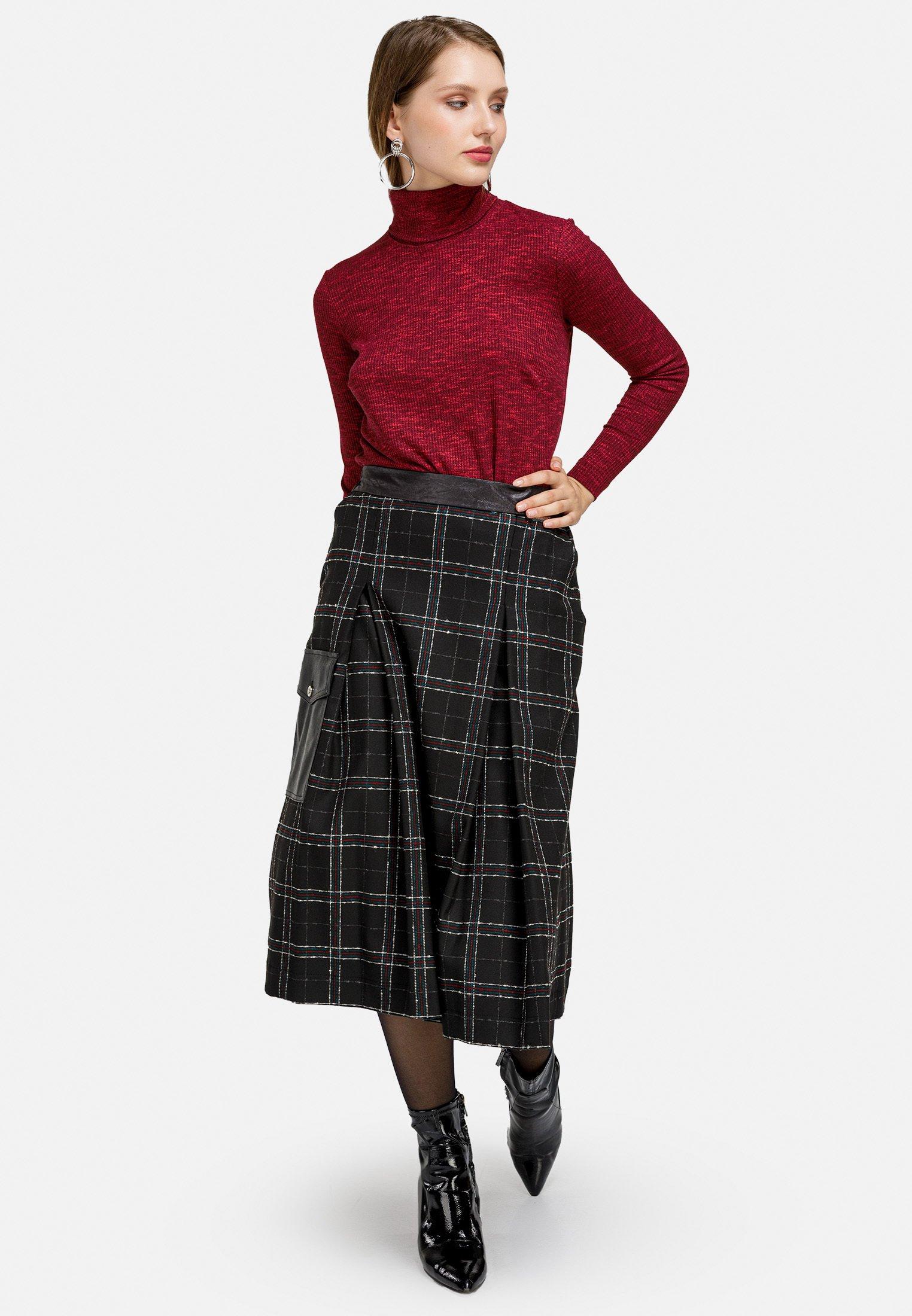 Femme KAROROCK - Jupe plissée
