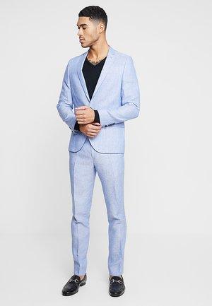 SHADES SUIT - Kostym - blue