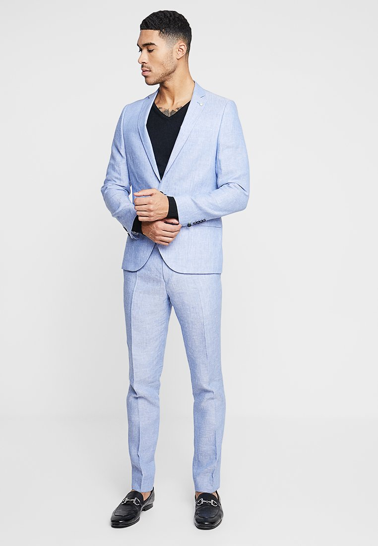 Twisted Tailor - SHADES SUIT - Kostym - blue