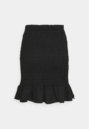 PCPATRICIA SMOCK - Pencil skirt - carry over