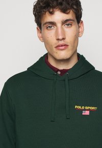 Polo Ralph Lauren - Sweat à capuche - college green - 3