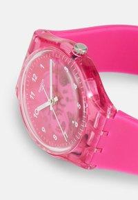 Swatch - GUM FLAVOUR - Watch - pink - 4