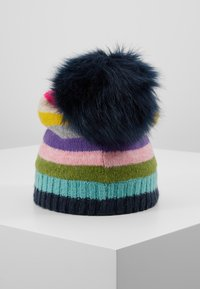 GAP - HAT - Czapka - navy/multi - 3