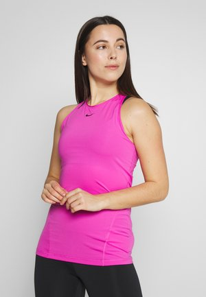 TANK ALL OVER  - Sports shirt - active fuchsia/black