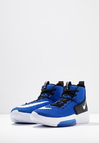 Nike Performance - ZOOM RIZE TB - Basketball shoes - game royal/white/black - 2