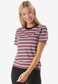Volcom - HEYWOOD - Print T-shirt - multi-coloured - 0