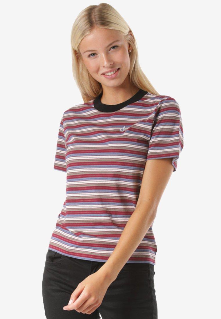 Volcom - HEYWOOD - Print T-shirt - multi-coloured