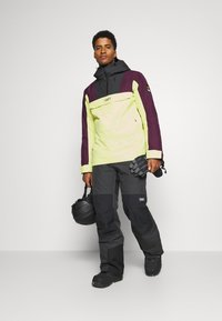 COLOURWEAR - ANORAK - Snowboard jacket - yellow - 1