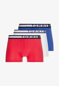 TRUNK  3 PACK - Pants - red/blue/white