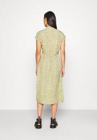 Moves - KOLBAN - Shirt dress - sunshine - 2