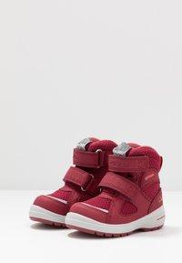 Viking - ONDUR GTX - Hiking shoes - dark red/red - 2