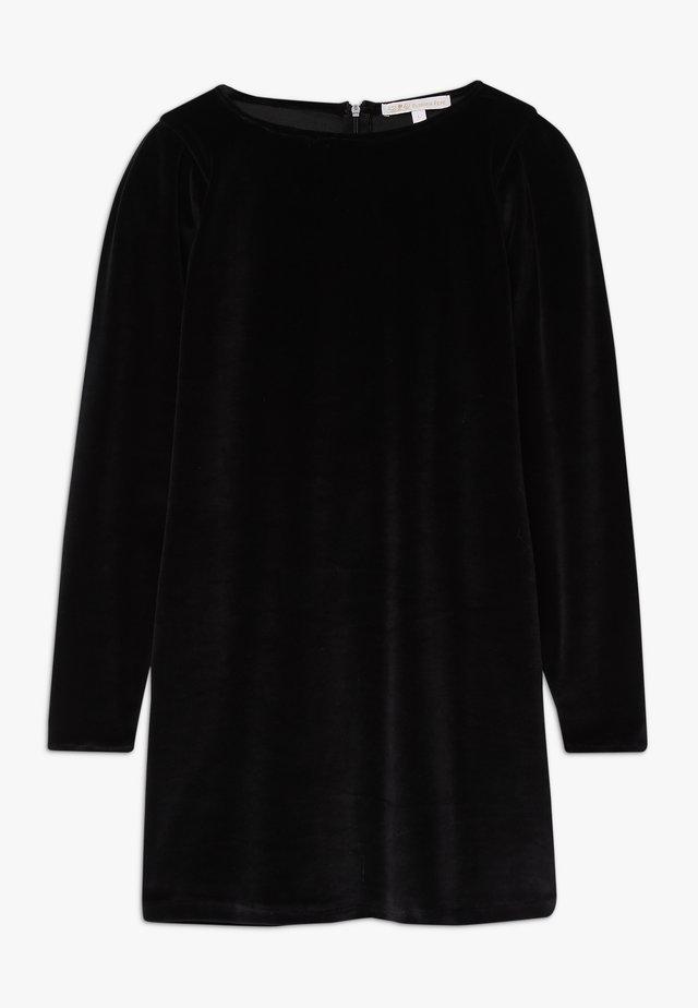 ABITO CINIGLIA - Vestito elegante - nero