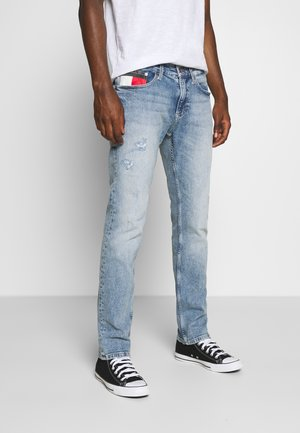 SCANTON SLIM - Slim fit jeans - light blue