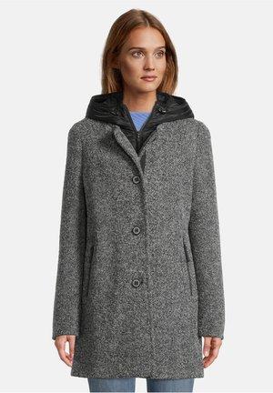 Halflange jas - grey melange