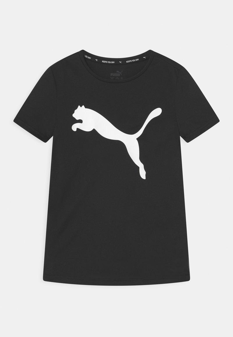 Puma - ACTIVE UNISEX - Print T-shirt - black