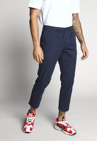 Only & Sons - ONSCAM CROPPED - Chinot - dress blues - 0