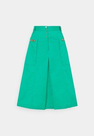 WOMENS SKIRT - A-line skirt - turquoise