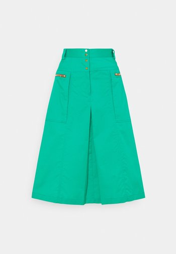 WOMENS SKIRT - Gonna a campana - turquoise