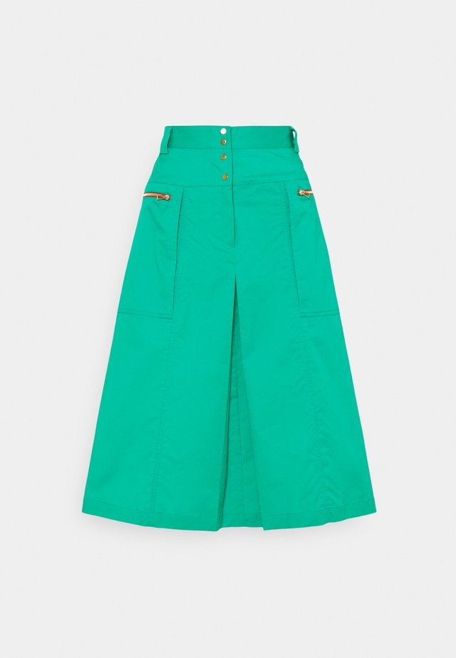 WOMENS SKIRT - A-Linien-Rock - turquoise