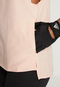 adidas Performance - TANK - Top - glow pink - 5