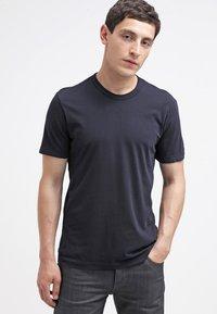 James Perse - CREW NECK - T-shirt basic - deep - 0