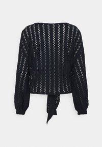 Vila - VIPILINE  - Langærmede T-shirts - navy blazer - 1