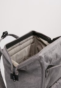 anello - TOTE BACKPACK UNISEX - Rygsække - grey - 4