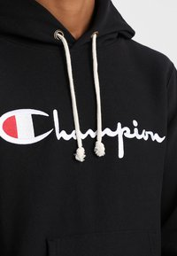 Champion Reverse Weave - HOODED - Sweat à capuche - black - 3
