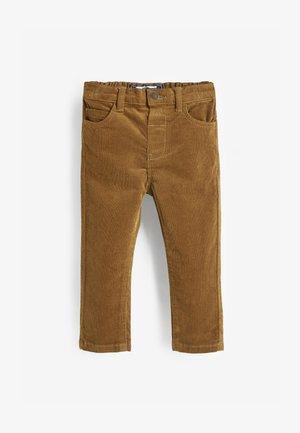 CORD  - Broek - brown