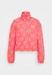 adidas Originals - TRACK TOP - Summer jacket - magic pink/white - 0