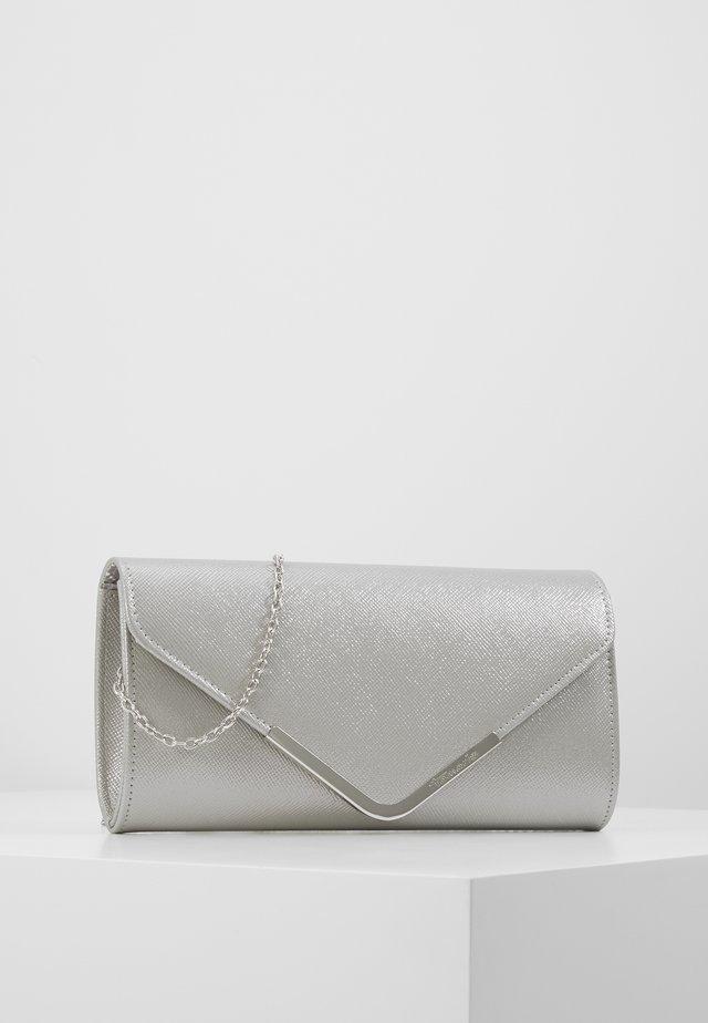 AMALIA - Clutch - silver