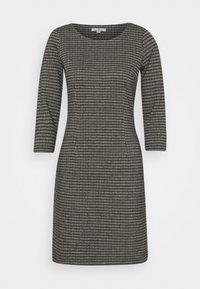 TOM TAILOR - DRESS  - Jumper dress - beige brown - 0