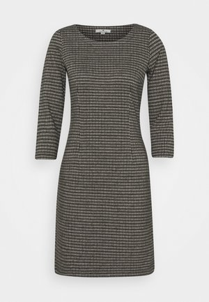 DRESS  - Jumper dress - beige brown