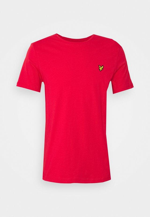 PLAIN - T-shirt basic - gala red