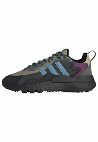 adidas Originals - NITE WINTERIZED - Trainers - black - 10