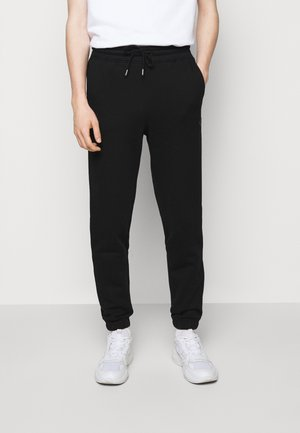 HANGER TROUSERS - Tracksuit bottoms - black