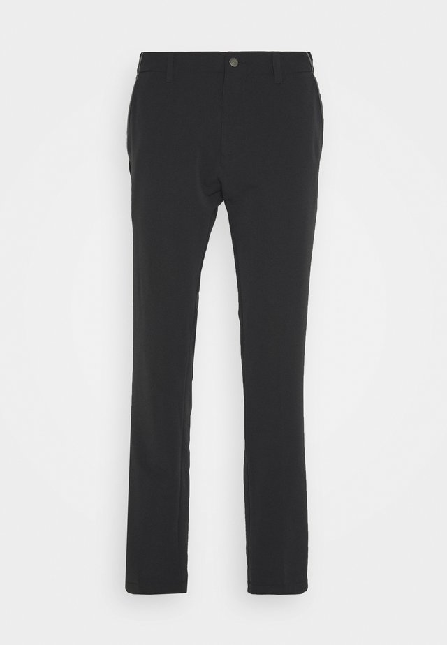FALLWEIGHT PANT - Broek - black