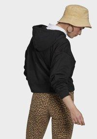 adidas Originals - HOODIE - Jersey con capucha - black - 2