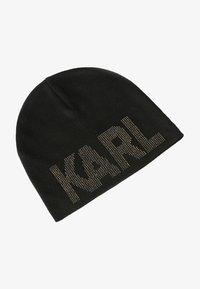 KARL LAGERFELD - Mütze - black - 0