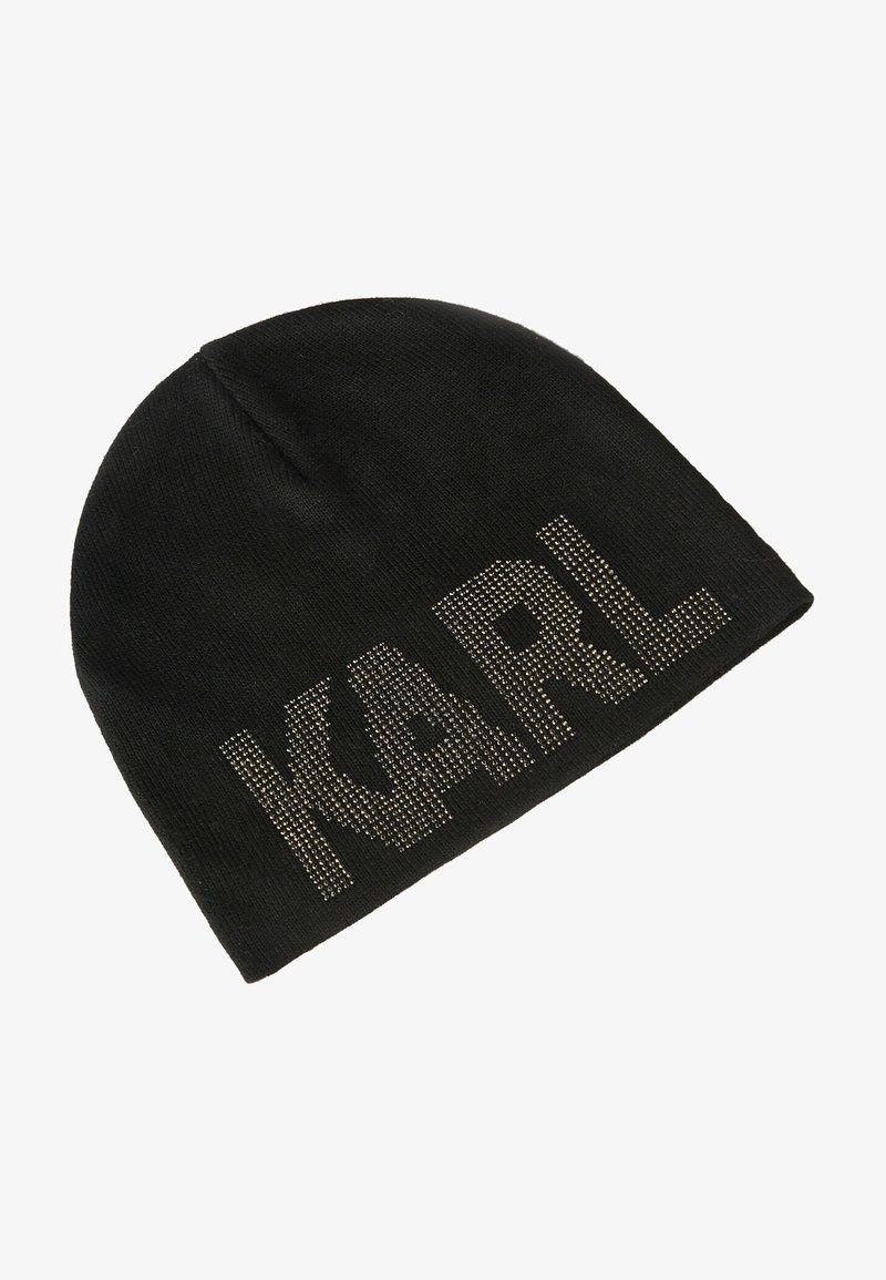 KARL LAGERFELD - Bonnet - black