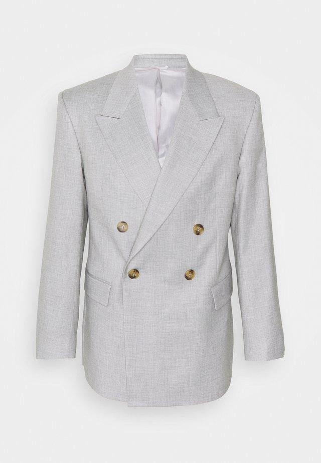 BOXY SUIT - Giacca elegante - grey