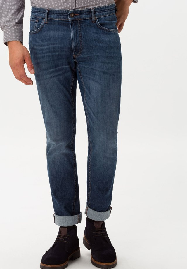 STYLE CHUCK  - Straight leg jeans - aged blue used