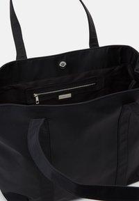 HVISK - JUNA - Shopping bag - jet black - 3