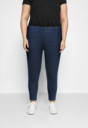 AMBER - Jeggings - indigo