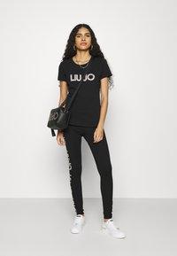 Liu Jo Jeans - Print T-shirt - nero - 1