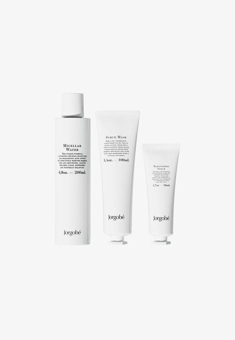 Jorgobé - GIFT SET - Skincare set - -